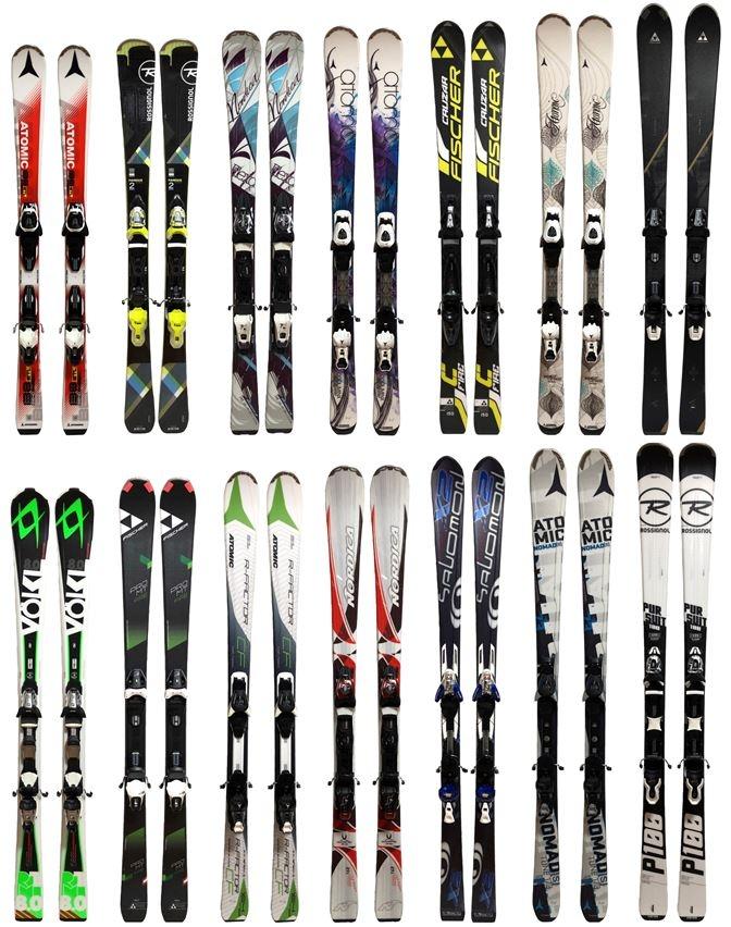 Rental-skis